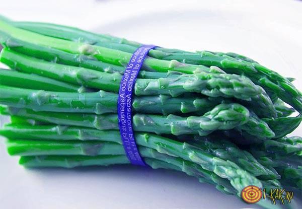 Полезный зеленый овощ
