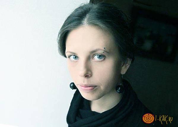 Алена Бондарчук вторая (молодая)