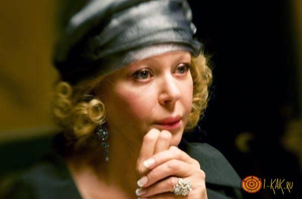Светская Актриса Бондарчук