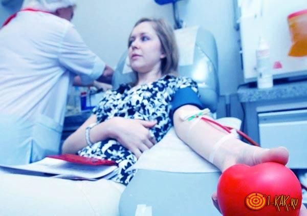 Кровяной донор