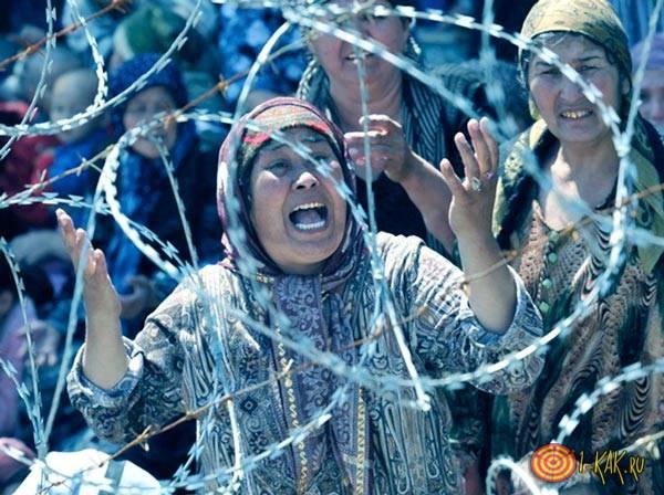 Этнические конфликты