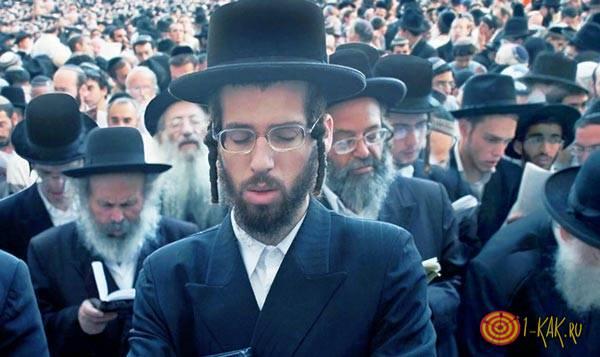 Общество евреев