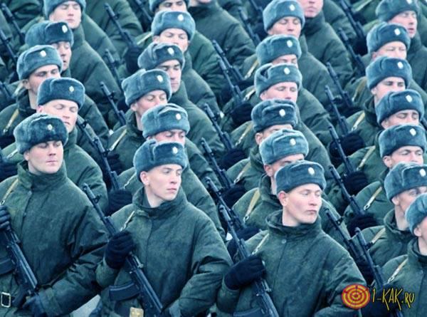 Сильная Российская армия