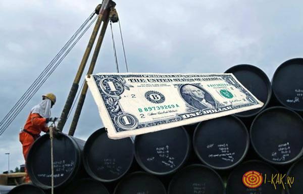Доллар и зависимость от нефти