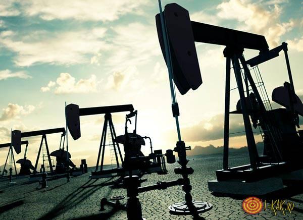 Цена на нефть 2017