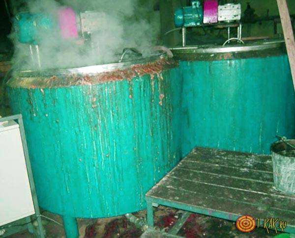 Мыльный завод