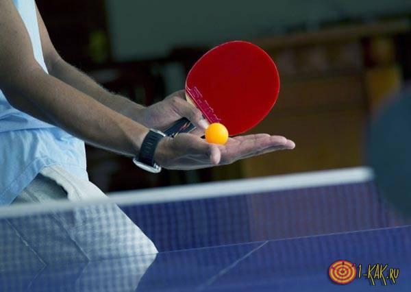 Развитие реакции с помощью мячика