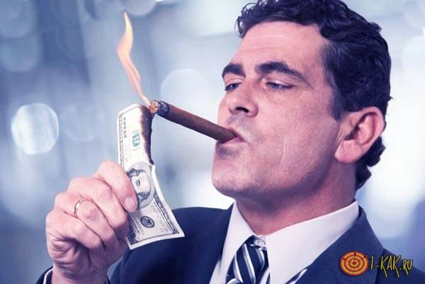 Стал богатым и успешным миллионером