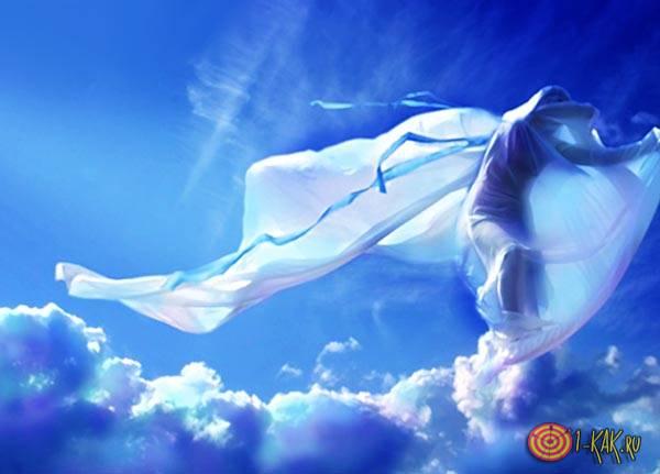 Ангел-хранитель подсказывает