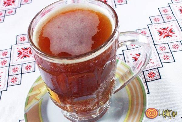 Пиво из квасного сусла