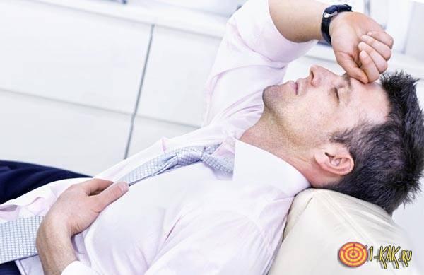 Борьба с синдромом хронической усталости