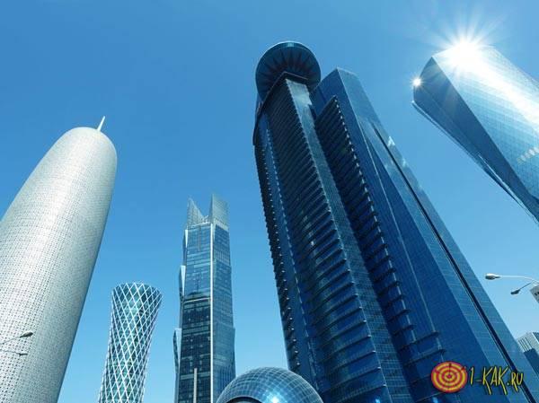 Богатая страна Катар