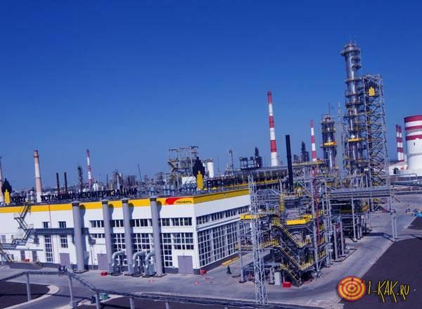 Проданная нефтяная компания