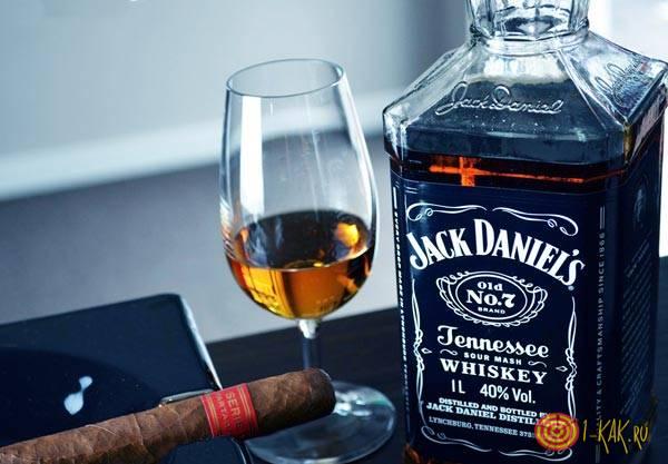 Джек Дениелс - искусство потребления