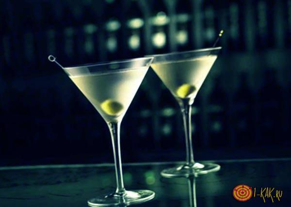 Вермут с водкой - коктейль