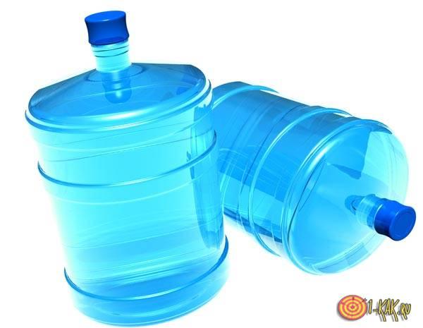 Бутилированная вода 19 л