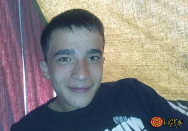 Осужденный Сергей Семенов