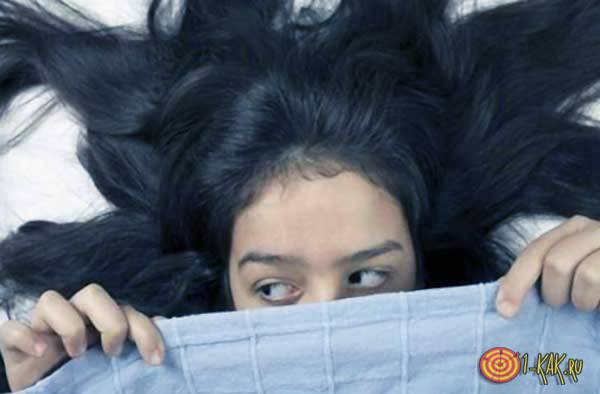 Социофоб под одеялом
