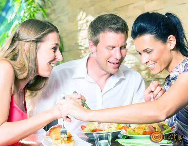 Николай ценит в женщинах умение готовить