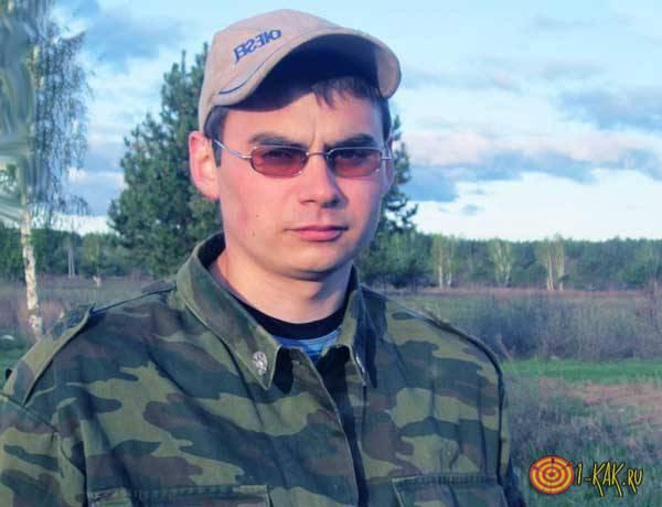 Александр Рухлин - второй участник