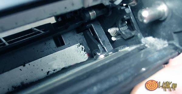 Неисправный принтер
