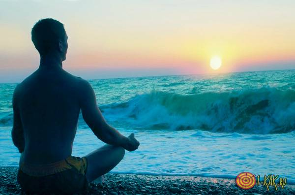 Жизнь с чистого листа при медитации