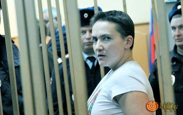 Савченко и жаргонизм