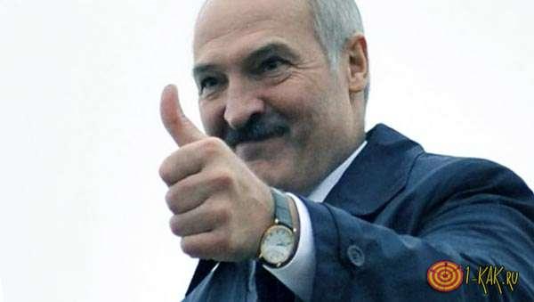 Лукашенко многое нравится