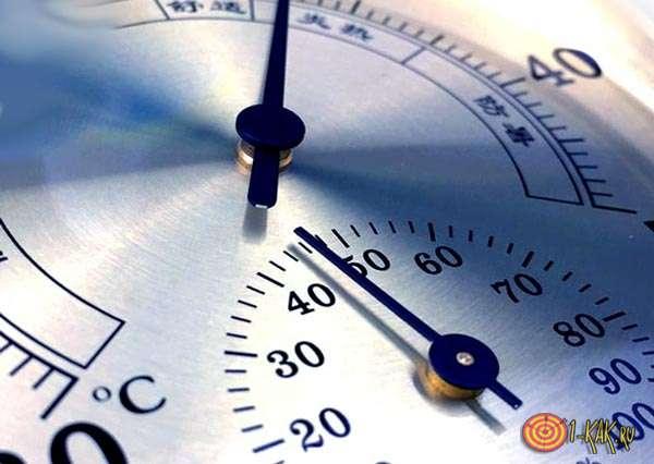 Точное измерение влажности