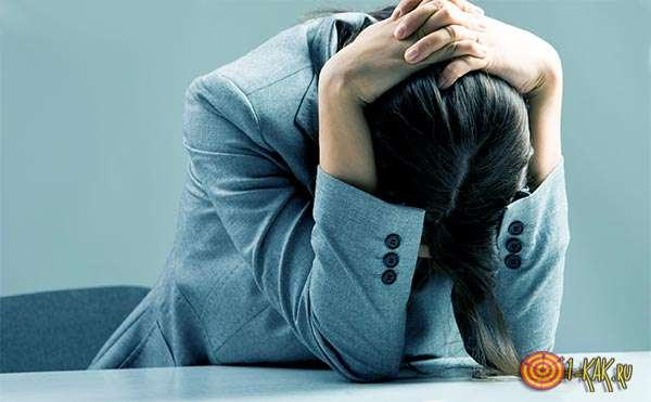 В депрессии - надо работать над собой