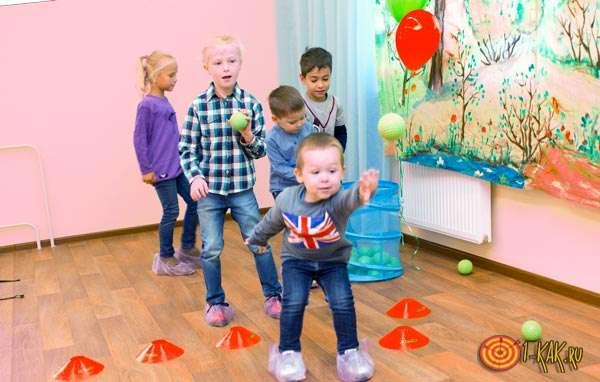 Детский сад с двумя языками