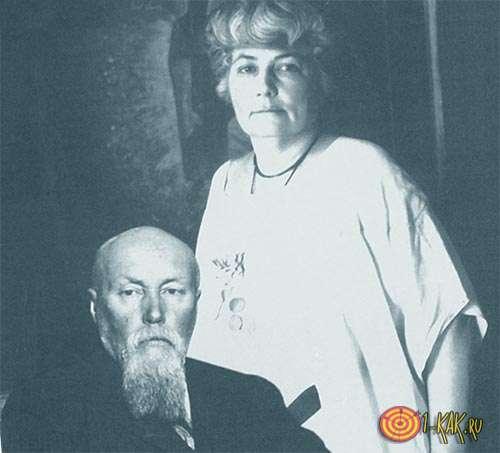 Елена с супругом Николаем