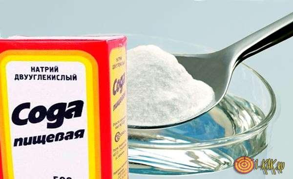 Пищевая сода спасет от рака?
