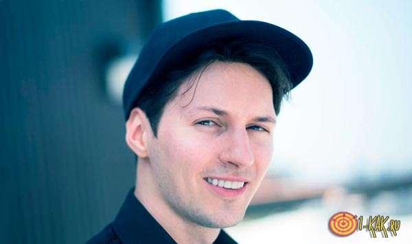Павел Дуров за равноправие