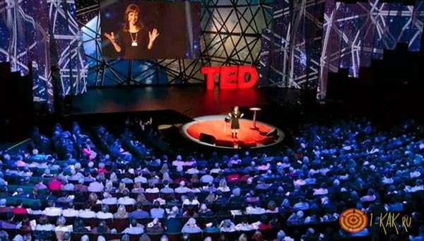 Всемирная франшиза TED