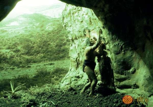 Пещерные люди жили недолго