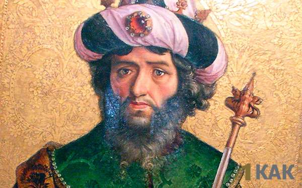 Царь Давид - картина