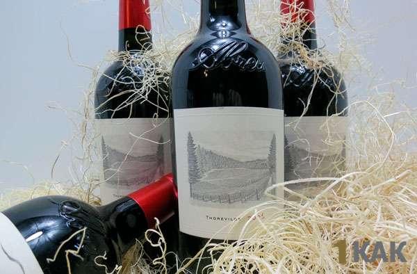 Вино из США